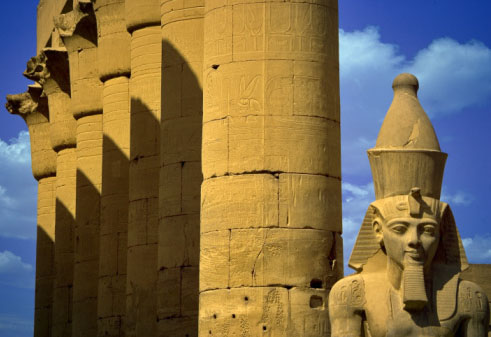 The East Bank of Luxor